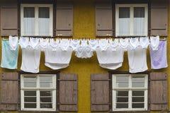 clothesline стоковое фото rf