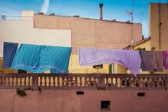 clothesline immagine stock