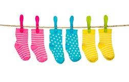 Clothesline Stock Image