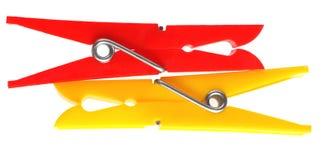 clothespin 2 Стоковые Фото