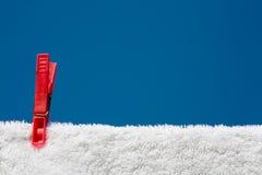 clothespin Zdjęcie Stock