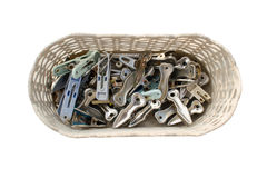 clothespin Foto de Stock