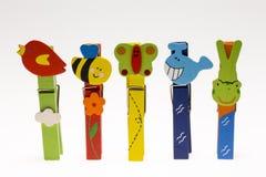 clothespin Стоковая Фотография