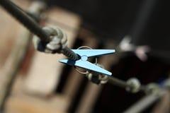 Clothespin Fotos de archivo