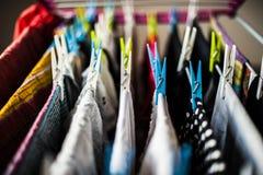 clothespin Lizenzfreie Stockbilder
