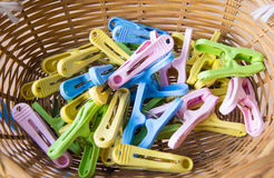Clothespin Stock Images