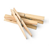 Clothespin Royalty Free Stock Photos