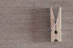 Clothespin Royalty Free Stock Photo