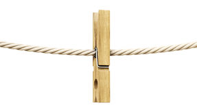 Clothespin Stock Photography