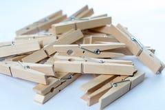 clothespins Photo stock