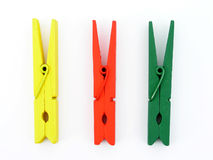 Free Clothespins Royalty Free Stock Photo - 243385