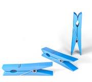 Clothespins Стоковое фото RF