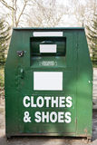 Clothing Bank Royalty Free Stock Image