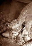 Clothing Brides Stock Image