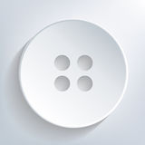 Clothing button Royalty Free Stock Photo
