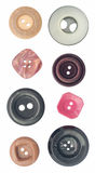 Clothing Buttons Royalty Free Stock Photos