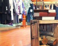 Clothing company showroom Stock Photography