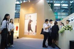Clothing display sales Stock Photos