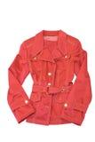 Clothing jacket Royalty Free Stock Images