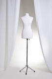 Clothing mannequin white Stock Photos