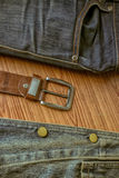 Clothing for mens - tone vintage Stock Image
