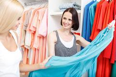 This clothing might suit you Royalty Free Stock Photography