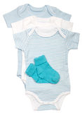 Clothing for newborns Royalty Free Stock Photo