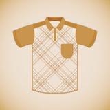Clothing polo shirt Stock Photos