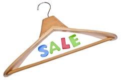 Clothing Sale Stock Photo