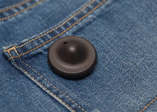 Clothing security tag Stock Photo