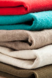 Clothing stack Royalty Free Stock Image