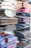 Clothing Store. Royalty Free Stock Images