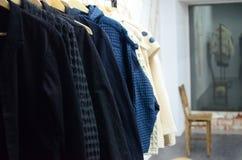 Clothing store Royalty Free Stock Image