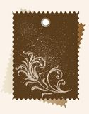 Clothing tag Royalty Free Stock Images