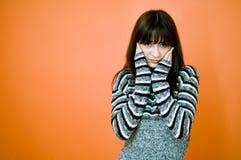 clothing vinter Arkivfoto