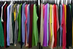 Clothing for women - autumn season Royalty Free Stock Photos
