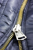Clothing Zip Stock Images