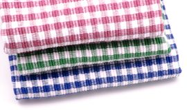 Cloths colored Royalty Free Stock Photo