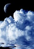 Cloud. Royalty Free Stock Images