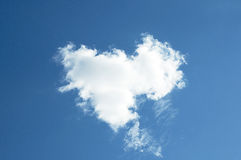 A cloud Royalty Free Stock Photos