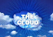 The cloud Stock Photos