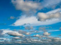 The cloud Royalty Free Stock Photography