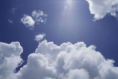 cloud Fotografia Stock