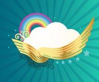 Cloud royalty free illustration