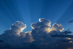 Cloud07 Imagem de Stock Royalty Free