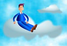 cloud 9 ilustracji