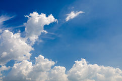 Free Cloud And Bluesky Royalty Free Stock Images - 35105419
