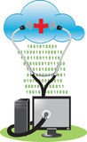 Cloud Antivirus Stock Photos