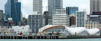 The Cloud in Auckland waterfront - New Zealand Royalty Free Stock Photo