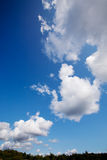 Cloud Background Royalty Free Stock Photography